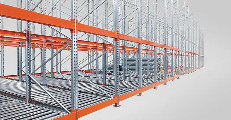 pallet racking solution